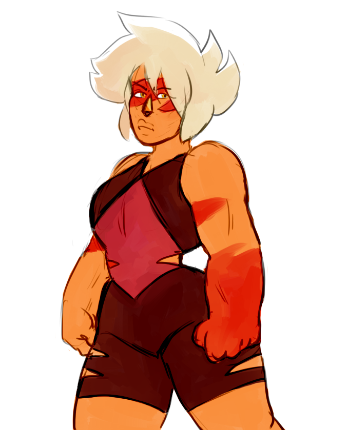 jasper redesign for if she ever poofs