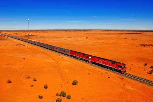 The Best Train Trips in the World - PRE-TEND Be curious.