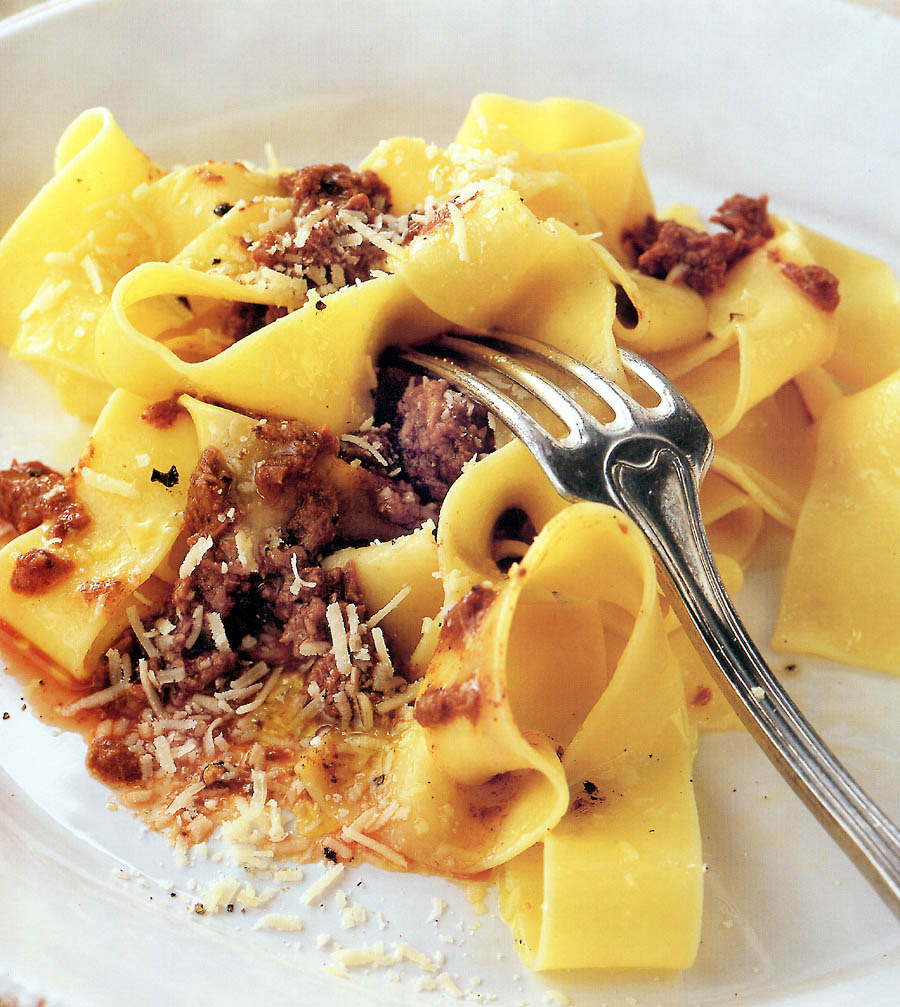 Pappardelle Bolognese Recipe9