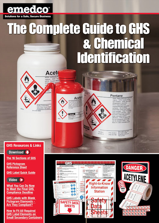 Emedco The Complete Guide to GHS & Chemical Identification