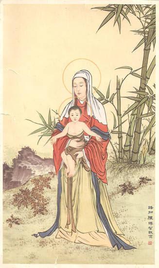 Madonna Orientale