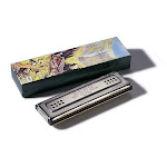Hohner Echo 48-Hole Tremolo Harmonica Key of C G