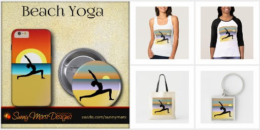 Beach Yoga Products