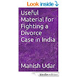 Useful Material for Fighting a Divorce Case in India eBook: Manish Udar: Amazon.in: Kindle Store