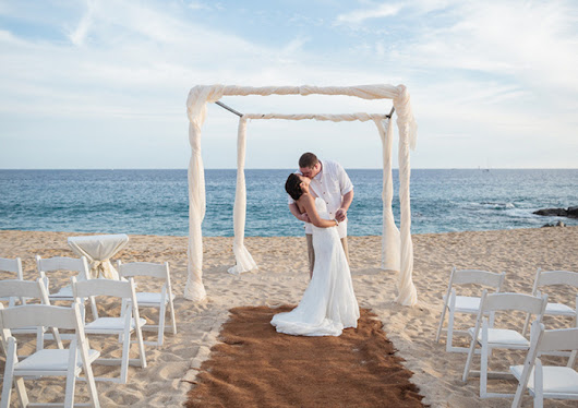 A Beach Wedding in Cabo - Cabo Beach Weddings