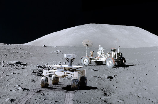 PTScientists 'Mission to the Moon' to take care not to harm Apollo 17 landing site | collectSPACE