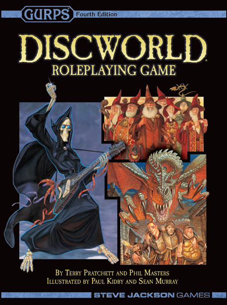 The Discworld Roleplaying Game Review