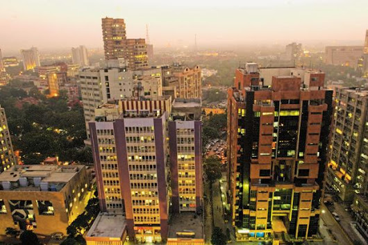 Foreign firms want a piece of India's realty market