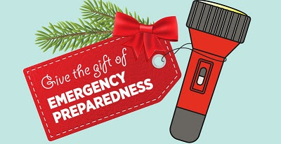 Give the gift of emergency preparedness this holiday season - Construction News | Construction Links | Get Found in Canada