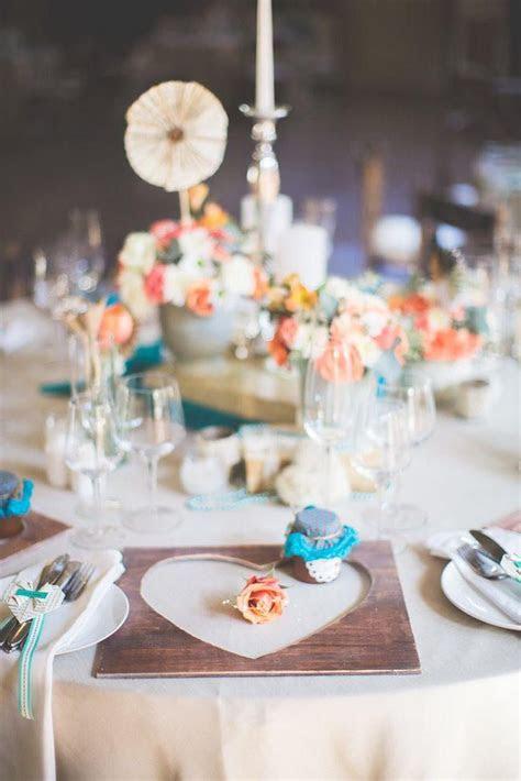 17 Best ideas about Teal Peach Wedding on Pinterest