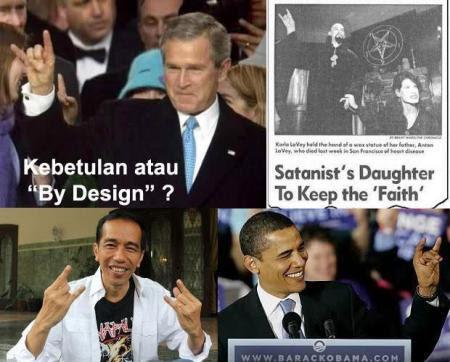 Jokowi 'Pion' Freemason??
