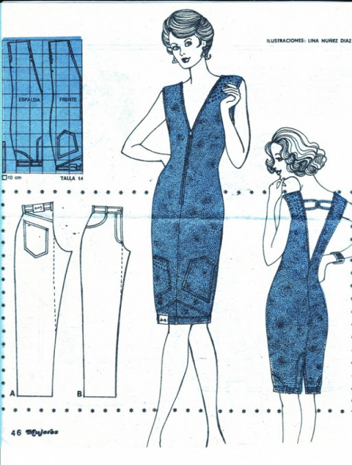 How-To-Turn-Old-Jeans-Into-A-DIY-Dress-2