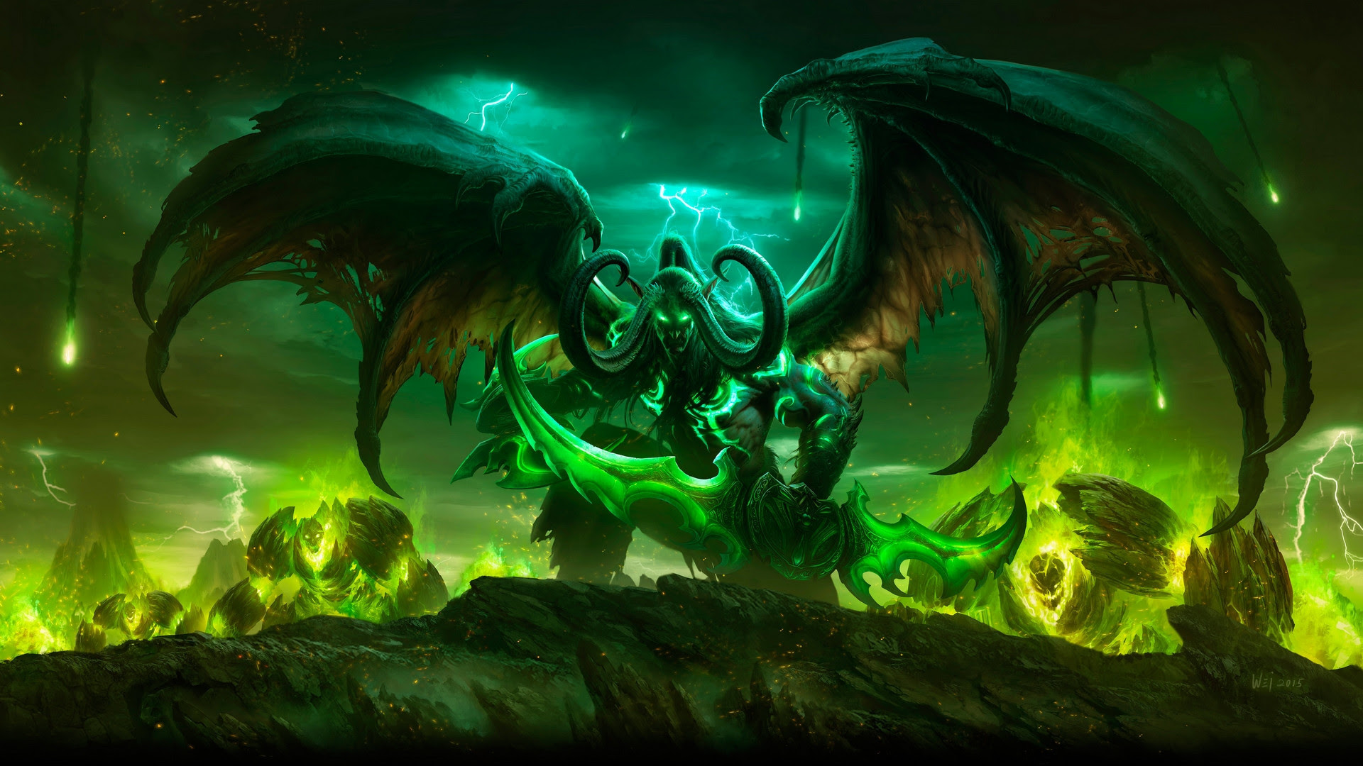 Wow Legion Wallpaper 1920x1080 71 Images