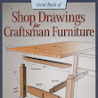 Shop Drawings for Craftsman Furniture – Special Price + Free Shipping