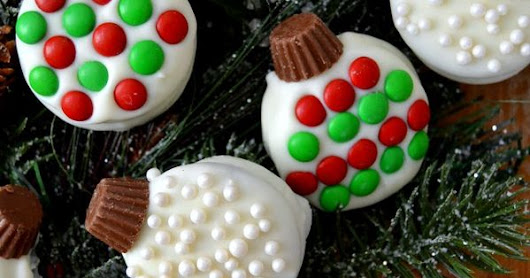 Oreo Ornaments | Recipe | Oreo, Ornaments and Sandwich Cookies