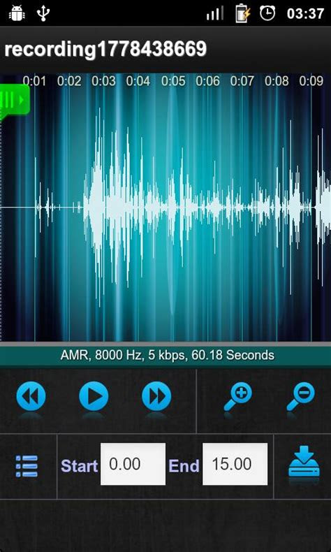 multi featured audio recorder apps   android