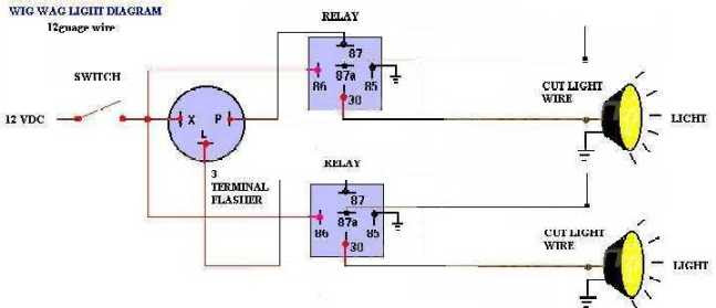 whelen headlight flasher wiring diagram free download wiring diagram