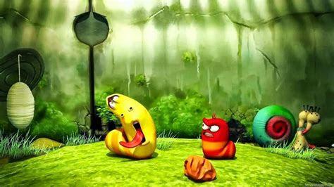 gambar wallpaper kartun larva wallpaper larva  temannya