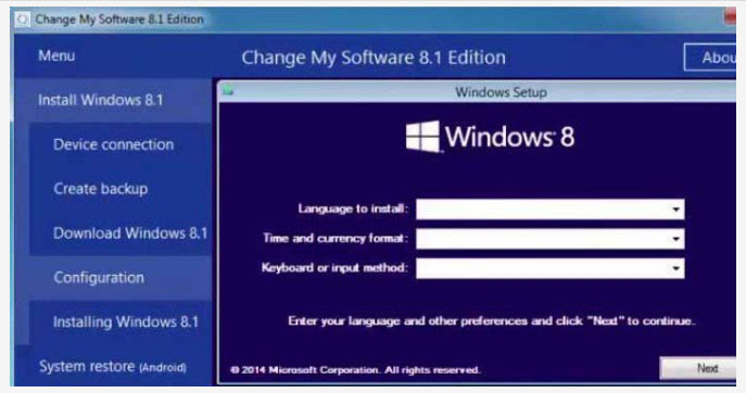 Install Windows 10/8/8.1/7/XP on Android Mobiles/Tablets ...