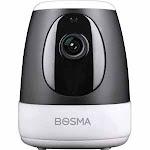 Bosma XC-B-US 1080p HD Indoor Smart WiFi IP Camera