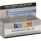 Icy Hot Advanced Pain Relief Cream - 2 oz tube