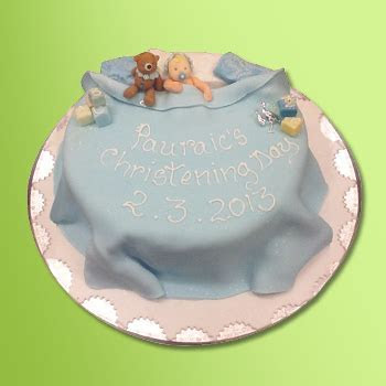Gallery Christening Cakes ? The Shelbourne Bakery