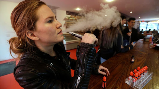 Vaping to be regulated by Health Canada