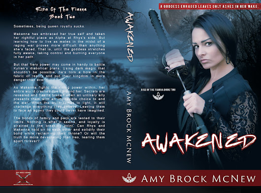 Awakened Cover Reveal and PreOrder!