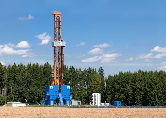 Hydraulic Fracturing Of Natural Gas In Virginia