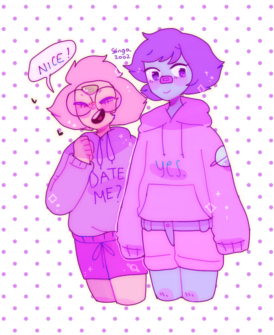 very cute hoodies :0c