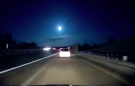 Meteor lit up Michigan night skies | EarthSky.org