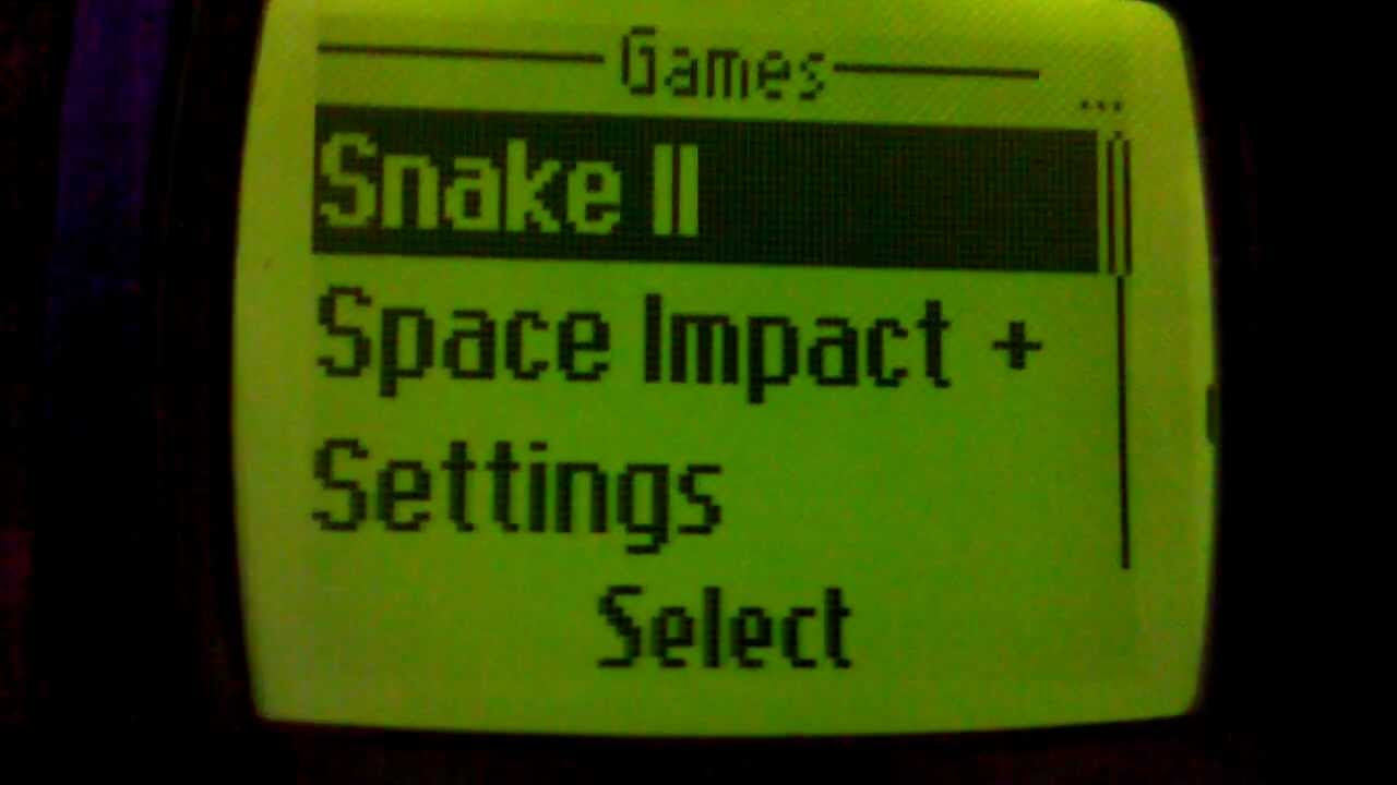 Space Impact & Snake