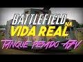 Battlefield na Vida Real #11 - Tanque Pesado A7V