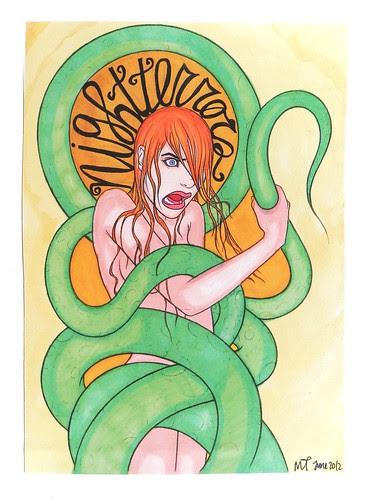mail art 365-171 by Miss Thundercat