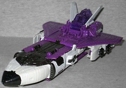 OAFE - Transformers Generations: Astrotrain & Darkmoon review