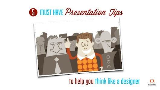 5 Must Have Presentation Tips to think like a Designer