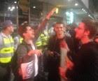 SP: homem  é preso com molotov (Reprodução)