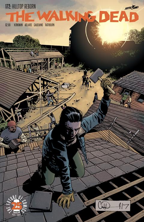 The Walking Dead Comic 172