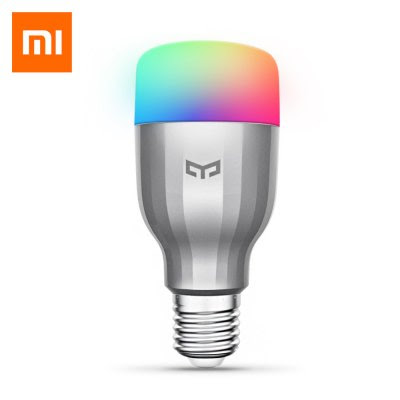 Xiaomi Yeelight RGBW E27 Smart LED Bulb-20.59 Online Shopping| GearBest.com