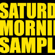 Saturday Morning Samples: Fresh Hip Hop Samples Every Saturday Morning!