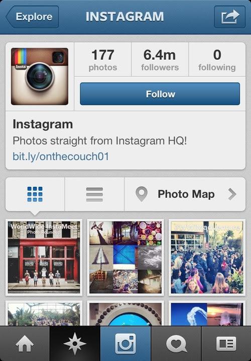 Instagram 3 0 Is Out Geotagged Photo Maps Ui Tweaks