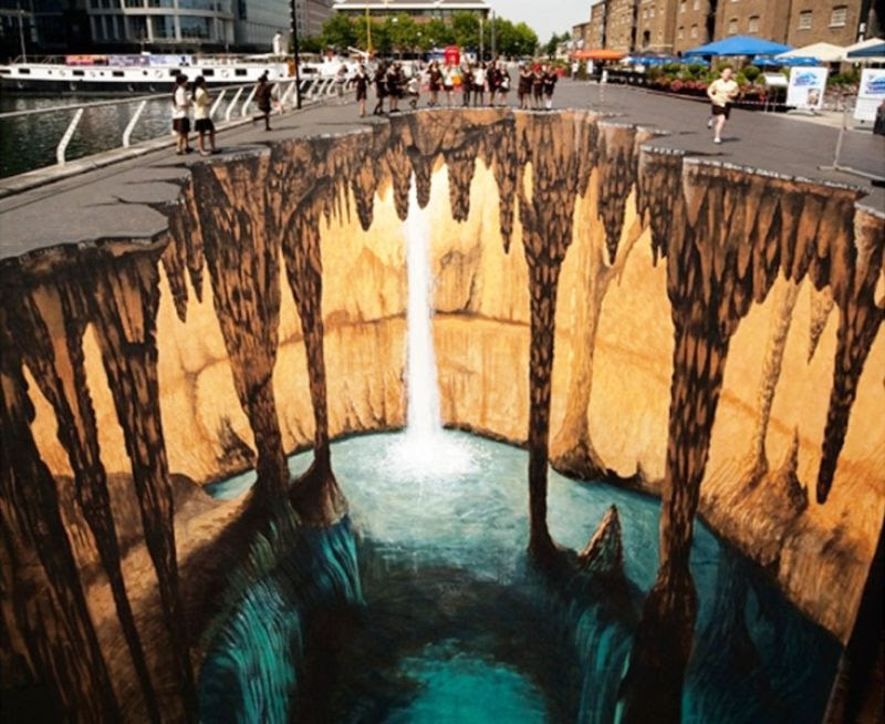 BEL0o The Incredible World Of 3D Street Art