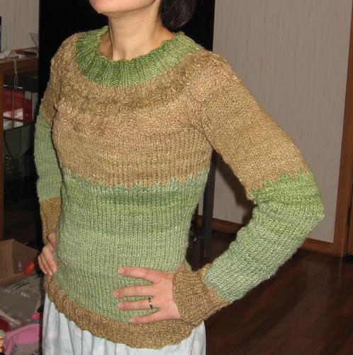 My Owls Sweater