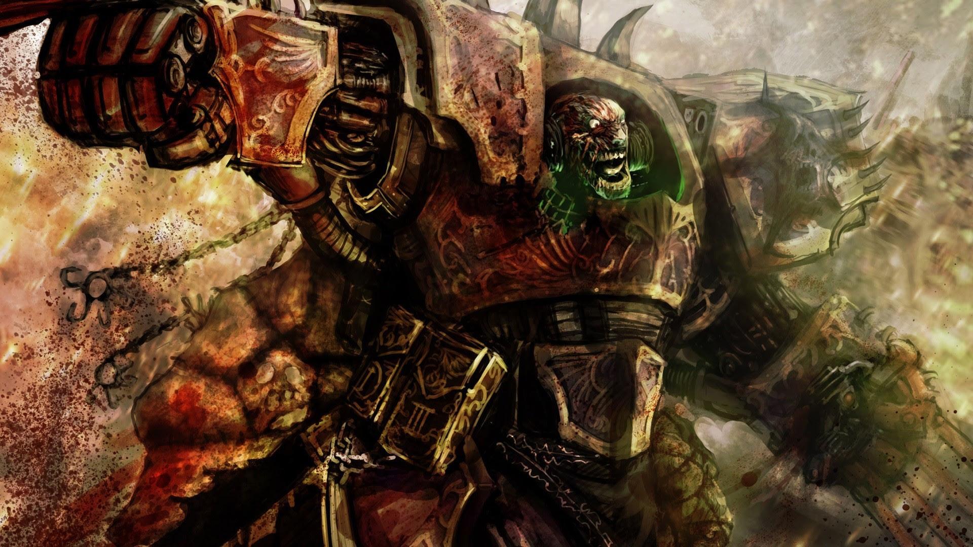Warhammer 40k Ork Wallpaper 63 Images