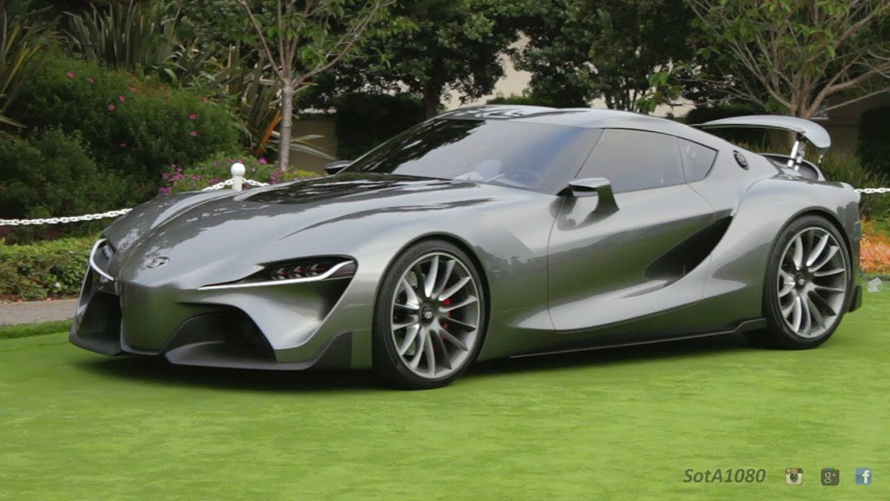 Toyota Ft1 New Cars Review
