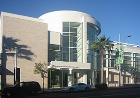 Museum of Television and Radio, Beverly Hills, California