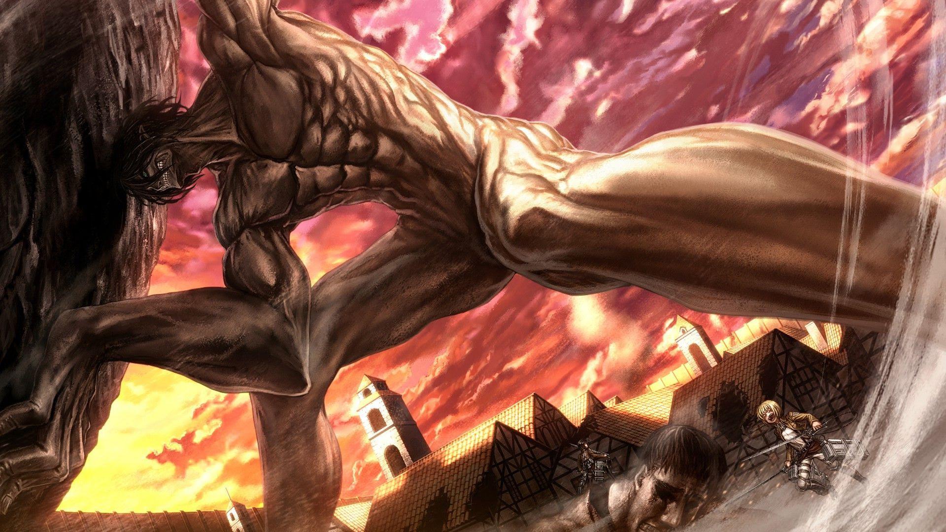 Anime Attack On Titan Wallpaper Anime Wallpapers