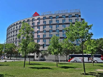 7 Hotels in Vienna Austria near City Center from 55€