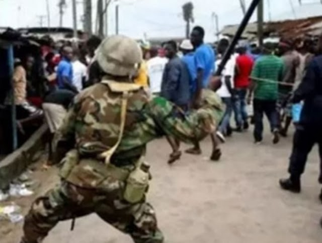 Officials Fights Each Other Over Yahoo Boys' 50m Funds in Akure (Video)