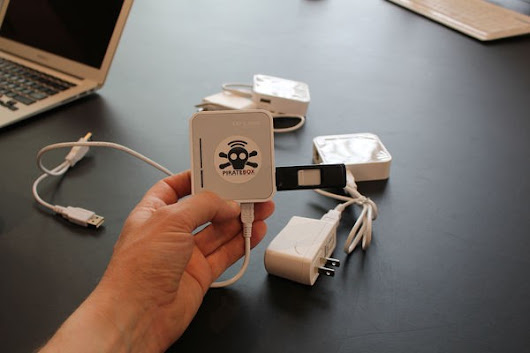 "La ""Piratebox"" una risorsa low cost per il settore education (e non solo)"